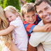 Trovare la felicità in una famiglia nuova o ricomposta