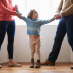 Le conseguenze per i bambini dopo un divorzio